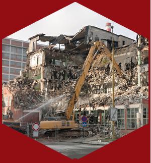Demolition Recruitment | Demolition Labour Supply | Staffhire UK